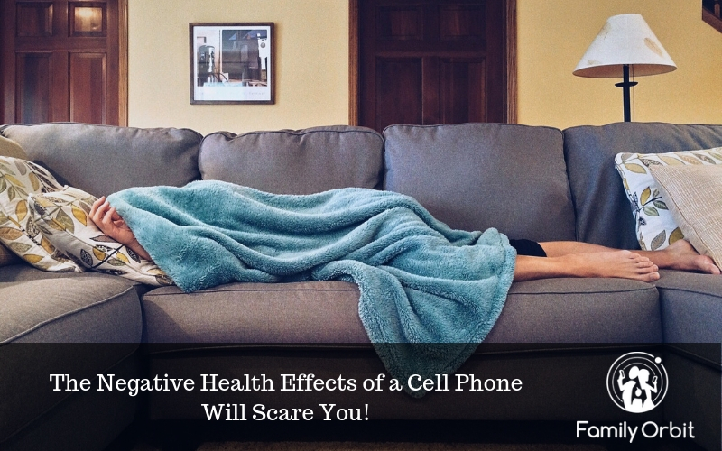 Negative Health Effects of a Cell Phone Will Scare You