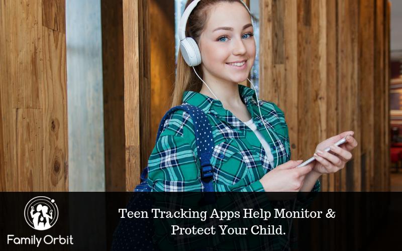 teen tracker app