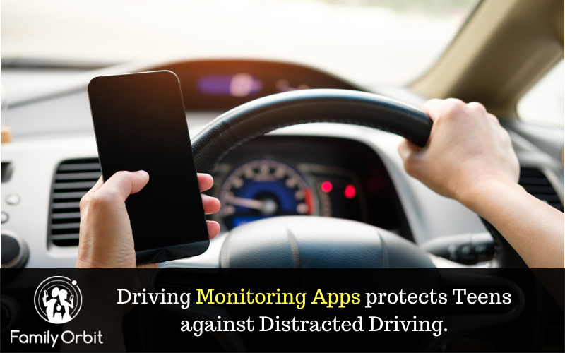 driving monitoring app