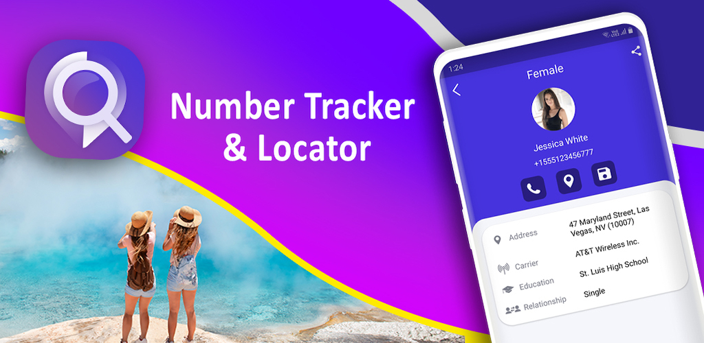 Number Tracker for iPhone and Android