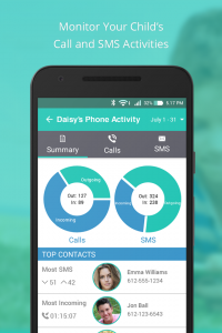 Android Spy App - Family Tracker