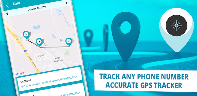 mTracker - Mobile Tracker by Number