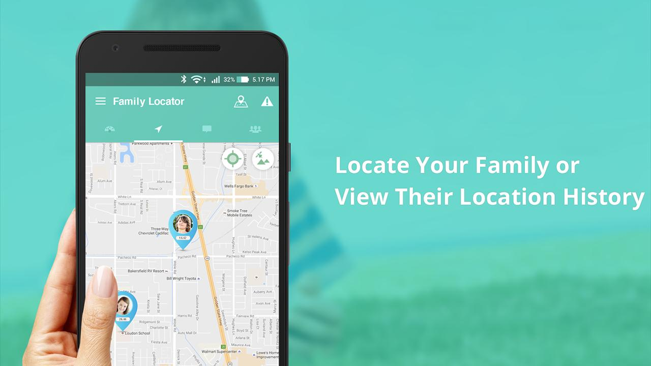 Family Orbit is the best family tracker app out there to monitor and track your child location.