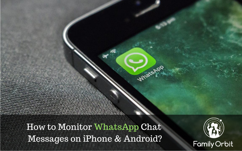 WhatsApp Monitoring Apps