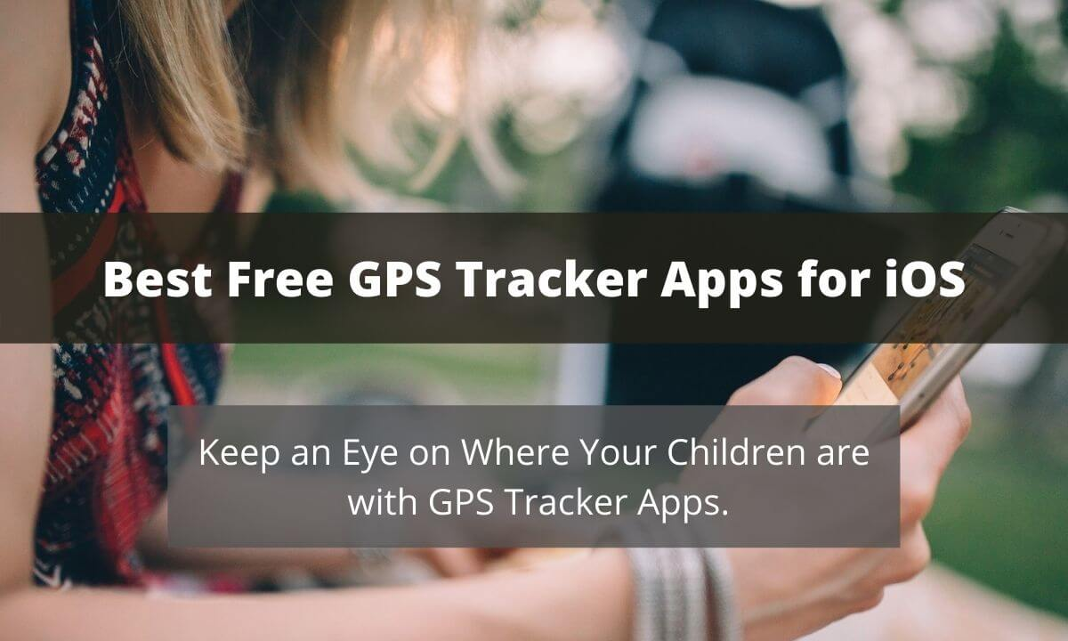 GPS Tracker Apps for iPhone Banner